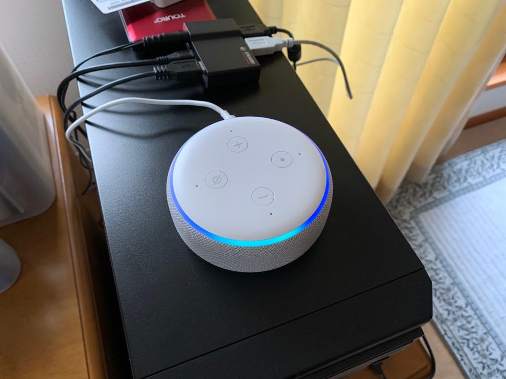 Amazon,Echo Dot,第3世代